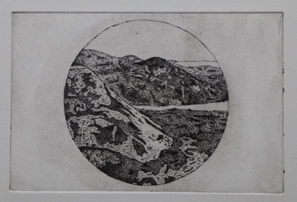 Donegal Daylight etching
